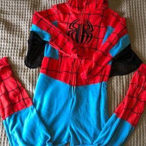 Spider-Man Onsie